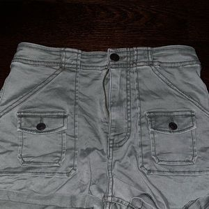 Cargo shorts from Abercrombie and Fitch